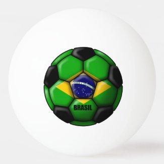 ブラジルの球