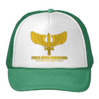 ブラジルの空軍 メッシュキャップ