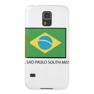 ブラジルサンパウロの南代表団LDS GALAXY S5 ケース