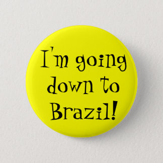 ブラジルボタン 缶バッジ