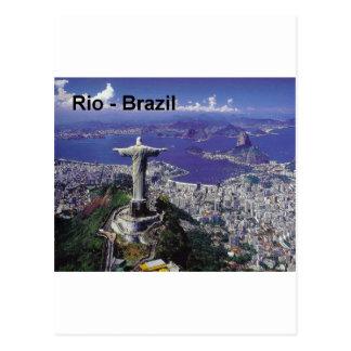 ブラジルリオデジャネイロ(St.K.) ポストカード