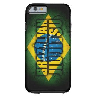 ブラジル人のJiu Jitsuの旗のiPhone6ケース ケース