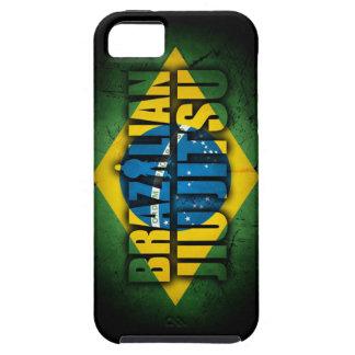 ブラジル人のJiu Jitsuの旗のIphone 5の場合 iPhone SE/5/5s ケース