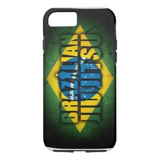 ブラジル人のJiu Jitsuの旗のiPhone 7の場合 iPhone 8/7ケース