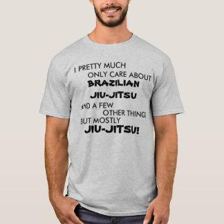 ブラジル人のJiu Jitsu BJJのTシャツ Tシャツ
