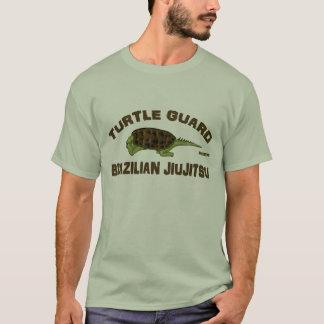 ブラジル人のJiuJitsuのカメの監視ワイシャツ Tシャツ