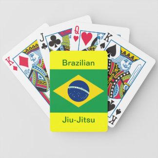 ブラジル人Jiu-Jitsu バイスクルトランプ