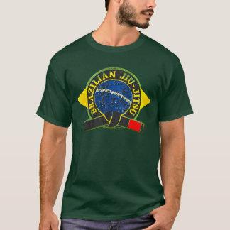 ブラジル人Jiu-Jitsu Tシャツ
