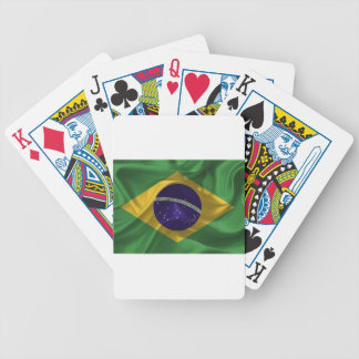 ブラジル旗 バイスクルトランプ