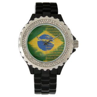 ブラジル時間 リストウォッチ