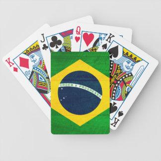 ブラジル木旗 バイスクルトランプ
