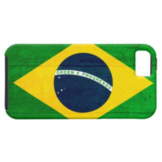 ブラジル木旗 iPhone SE/5/5s ケース