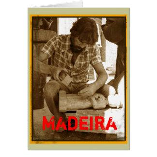 ブラジル1980年: マデイラ カード