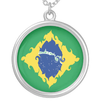 ブラジル すごい 旗