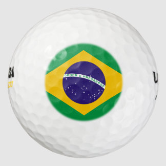 ブラジル ゴルフボール