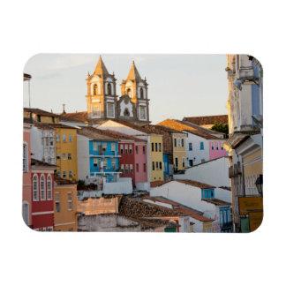 ブラジル、バイア、サルバドルの最も古い都市 マグネット