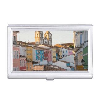ブラジル、バイア、サルバドルの最も古い都市 名刺入れ