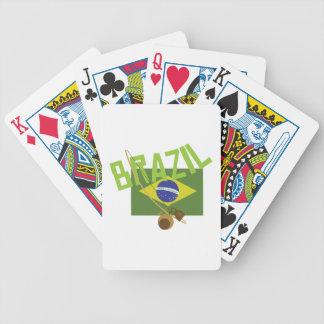 ブラジル バイスクルトランプ