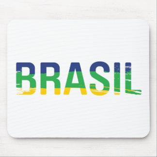 ブラジル-ブラジル マウスパッド