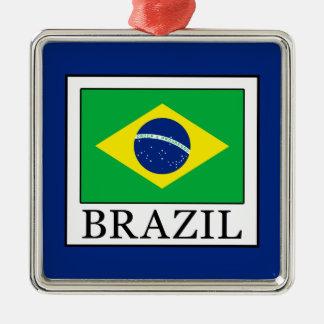 ブラジル メタルオーナメント