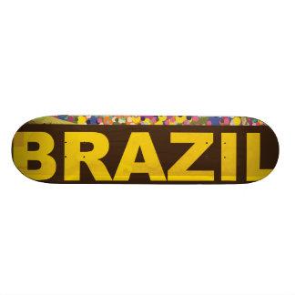 ブラジル-リオデジャネイロ オリジナルスケートボード