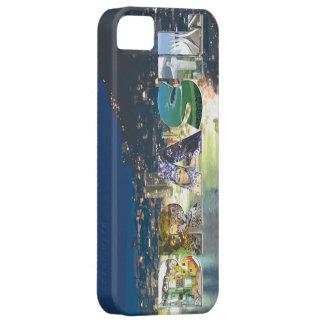 ブラジル、写真の手紙及び都市景観 iPhone SE/5/5s ケース