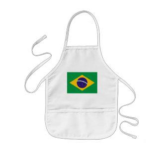 ブラジル 子供用エプロン
