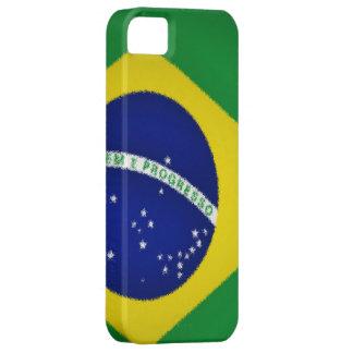 ブラジル-油性ペイント iPhone SE/5/5s ケース