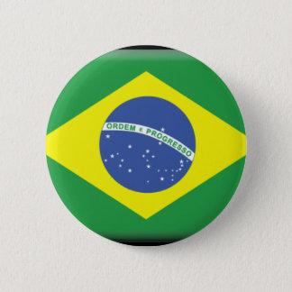 ブラジル 缶バッジ