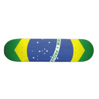 ブラジル 18.7CM ミニスケートボードデッキ