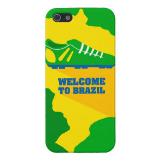 ブラジルAppleのiPhone 5の5S場合 iPhone 5 Cover