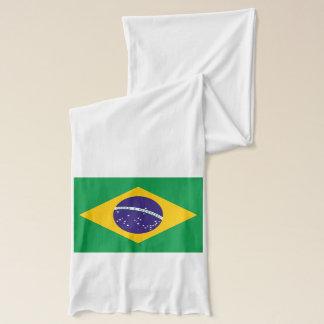ブラジルBandeiraの旗はブラジルをします スカーフ