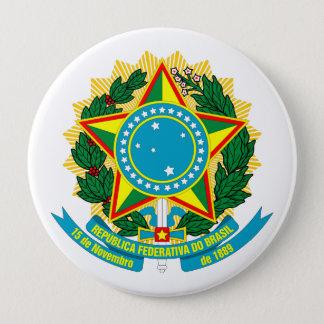 ブラジルCOA 缶バッジ