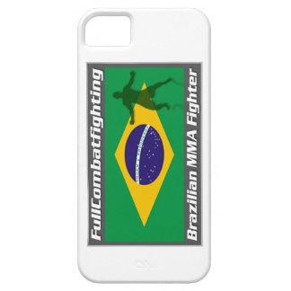 ブラジルMMAの戦闘機のiPhone 5/5Sの場合 iPhone 5 カバー