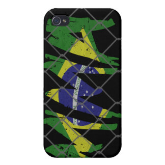ブラジルMMA 4GのiPhoneの場合 iPhone 4 ケース
