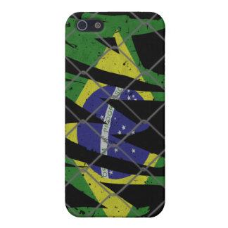 ブラジルMMA 4GのiPhoneの場合 iPhone 5 Cover
