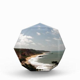 ブラジルParaibaのビーチ 表彰盾