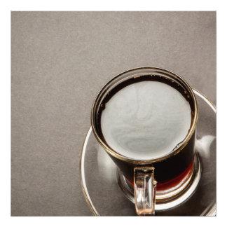 ブラックコーヒー6 フォトプリント
