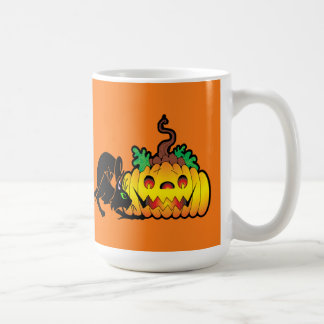 ブラックジャックのハロウィンのマグ コーヒーマグカップ
