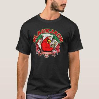 ブラックジャックの麻薬常習者 Tシャツ