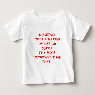 ブラックジャック21 ベビーTシャツ