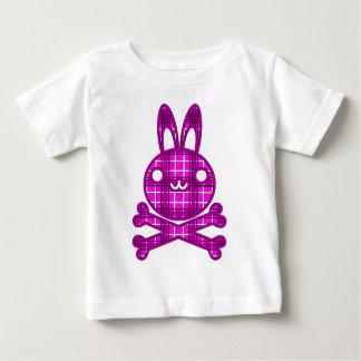 ブラックジャック(ウサギ) ベビーTシャツ