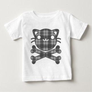 ブラックジャック(猫) ベビーTシャツ