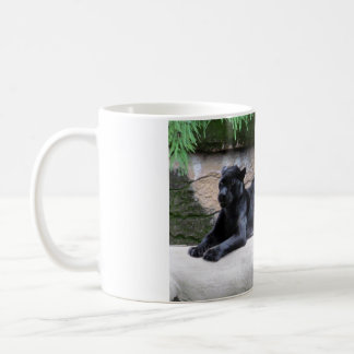 ブラックパンサーのマグ コーヒーマグカップ