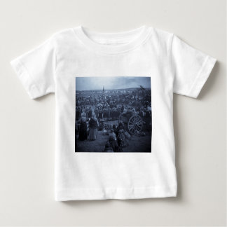 ブラックフット族の選択のダンス ベビーTシャツ