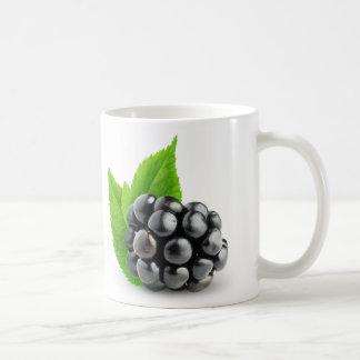 ブラックベリー コーヒーマグカップ