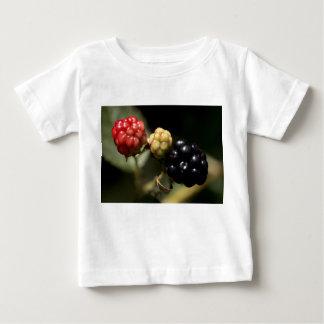 ブラックベリー ベビーTシャツ