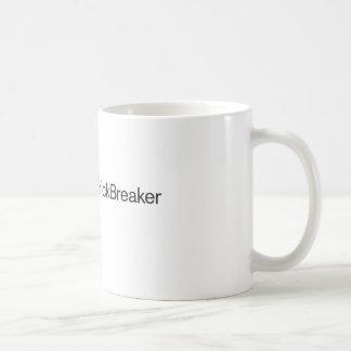 ブラックベリーBrickBreaker コーヒーマグカップ