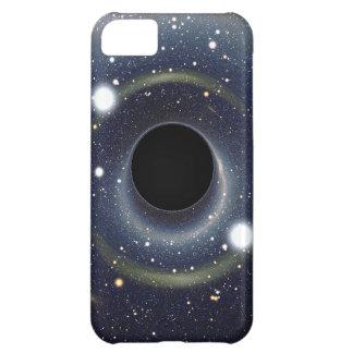 ブラックホールのアインシュタインのリングNASA iPhone5Cケース