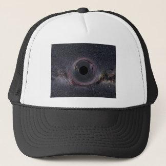 ブラックホールの銀河 キャップ